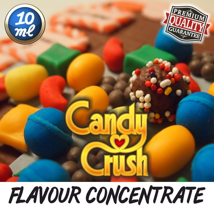 Candy Crush Flavour Concentrate - 10ml